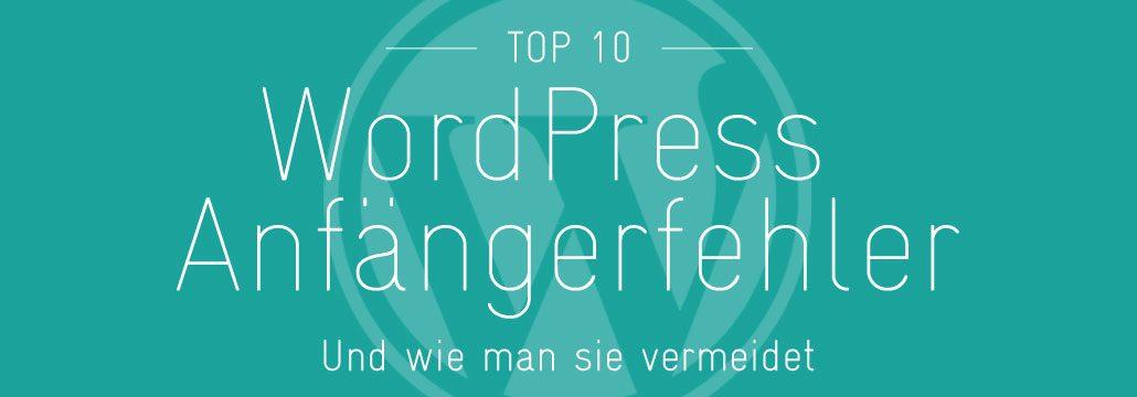 WordPress-Anfaengerfehler-DER-PRiNZ