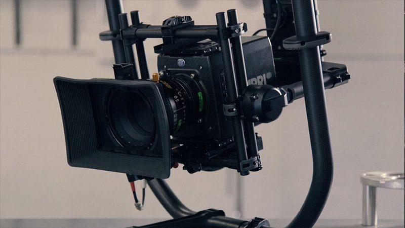 Filmer und Videograf Michael Oeser